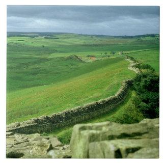 Ein Abschnitt von Hadrians Wand, ANZEIGE des 2. Fliese