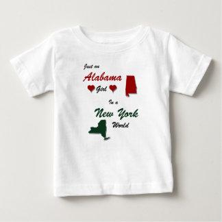 Ein Alabama-Mädchen in New York T-shirt