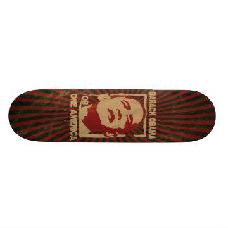 Ein Amerika-Skateboard Skateboard