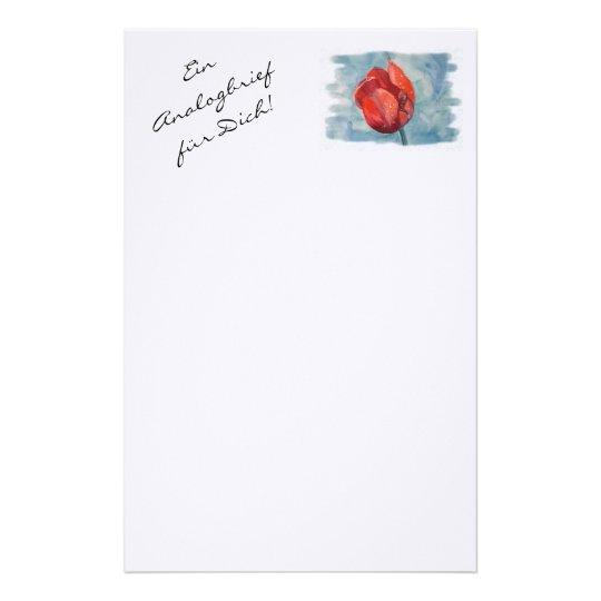 Ein Analogbrief für Dich! Briefpapier