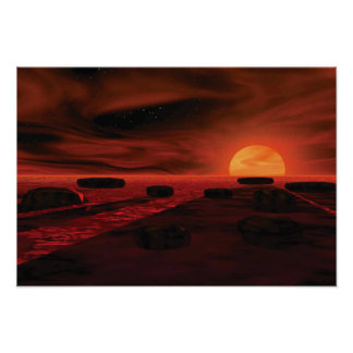 Ein anderer roter Planet Poster