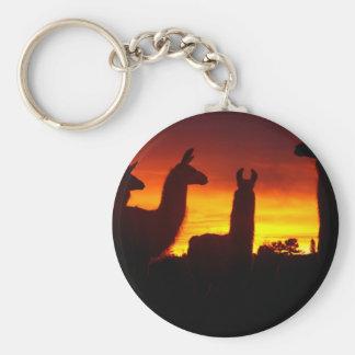 Ein anderer Sonnenaufgang heute morgen Schlüsselanhänger