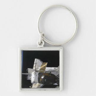 Ein angekoppeltes Soyuz Raumfahrzeug Schlüsselanhänger
