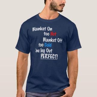 EIN BEIN HERAUS T-Shirt