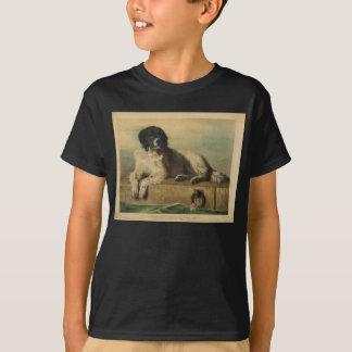 Ein bemerkenswertes Mitglied der menschlichen T-Shirt