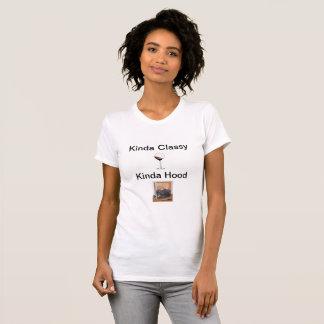 Ein bisschen nobel, ein bisschen Haube T-Shirt
