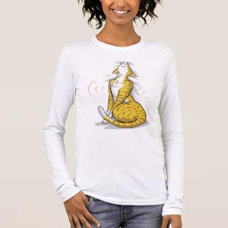 Ein Bündel Schnurren Langarm T-Shirt