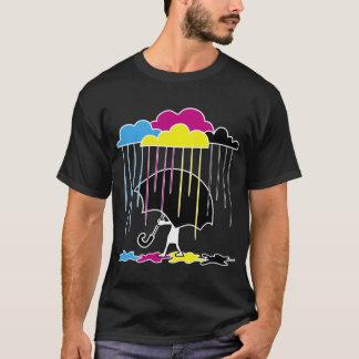 Ein bunter Regen T-Shirt