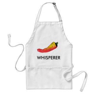Ein Chili Whisperer jemand ist der beste Schürze