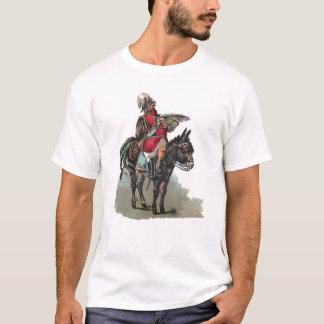 Ein Clucky Kommandant - herein - Leiter T-Shirt