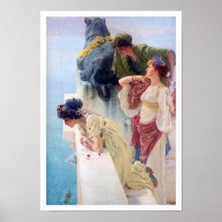 Ein Coign von günstigem, Plakat 1895