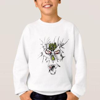 Ein Dummkopf-Weihnachten Sweatshirt