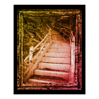 Ein dunkler Weg Poster