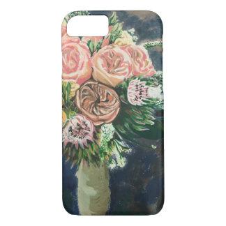Ein eines netten Telefonkastens des Blumenstrauß-I iPhone 8/7 Hülle