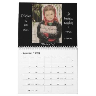 """""""Ein einfaches Leben"""" ein amischer Kalender der"""