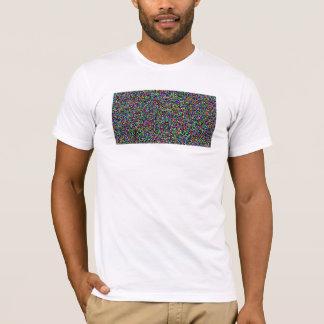 ein einfaches T-Shirt mit einfacher Tarnung
