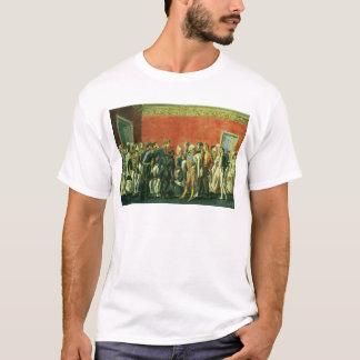 Ein Empfang in der Botschaft von Teheran, 1830s T-Shirt