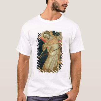 Ein Engel, der ein Soul, c.1348-55 wiegt T-Shirt
