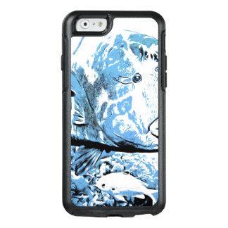 Ein Fisch rief Wally an OtterBox iPhone 6/6s Hülle