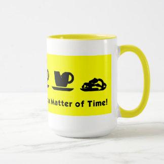 Ein Frage der Zeit Tasse