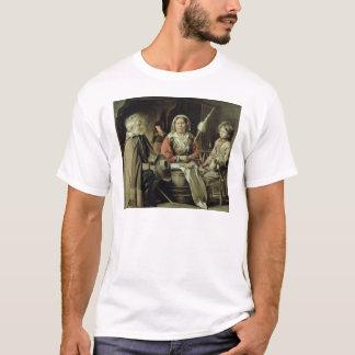 Ein französischer Innenraum, c.1645 T-Shirt