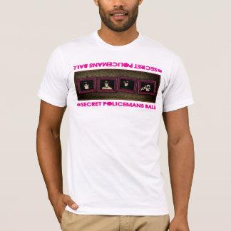 Ein geheime Policemans Ball-Rahmen T-Shirt