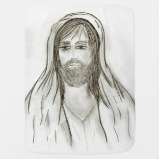 Ein gekleideter Jesus Puckdecke