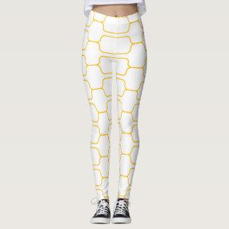 Ein geometrisches leggings