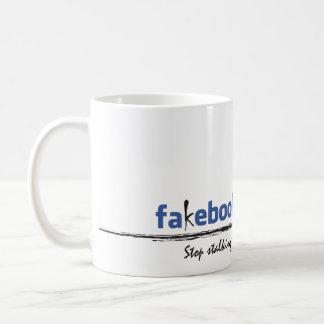 Ein Gesprächs-Starter Kaffeetasse