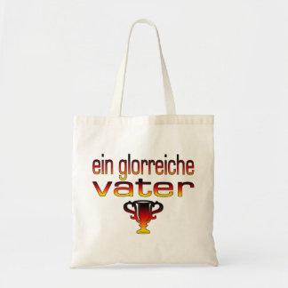 Ein Glorreiche Vater Deutschland Flaggen-Farben