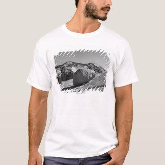 Ein großer Flussstein - ein Glazial- T-Shirt