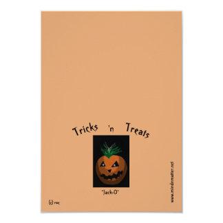 ein Halloween laden ein Karte