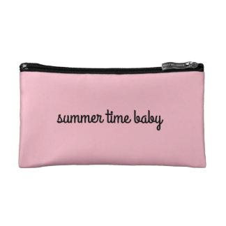 ein handlicher Beutel der Sommerzeit Kosmetiktasche