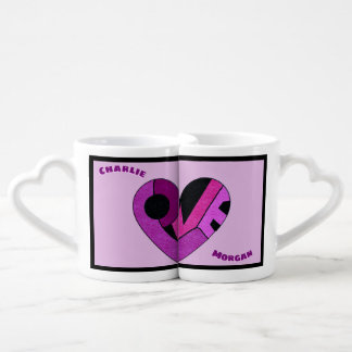 Sharing a Heart Full of Love Personalized