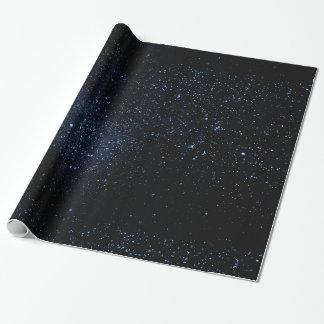 Ein Himmel voll der Sterne Geschenkpapier