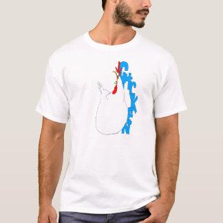 ein Huhn T-Shirt