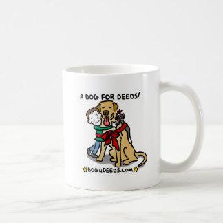 Ein Hund für Briefe Kaffeetasse