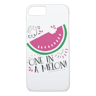 Ein in einem Melone-Wassermelone iPhone Fall iPhone 8/7 Hülle