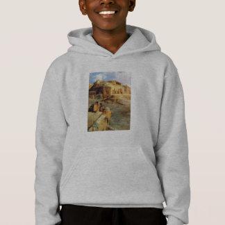 Ein Inder-Pueblo-Laguna-New Mexiko - 1906 Hoodie