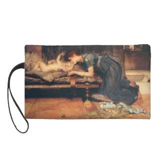Ein irdisches Paradies durch Sir Lawrence Wristlet Handtasche