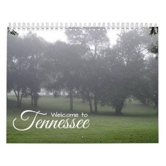 Ein Jahr in Tennessee Abreißkalender