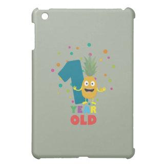 Ein Jährig-erstes Geburtstags-Party Zpuo7 iPad Mini Hülle
