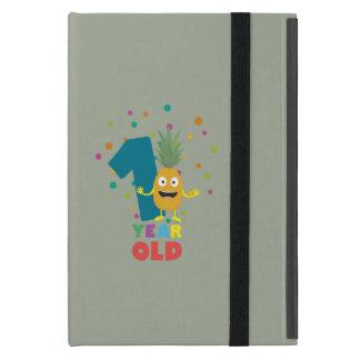 Ein Jährig-erstes Geburtstags-Party Zpuo7 iPad Mini Hüllen