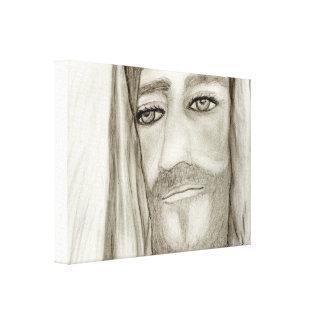 Ein Jesus Leinwanddruck