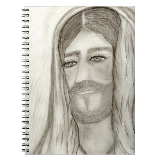 Ein Jesus Notizblock