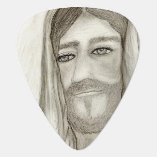 Ein Jesus Plektron