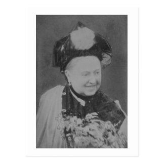 Ein Jubiläum-Porträt der Königin Victoria Postkarte