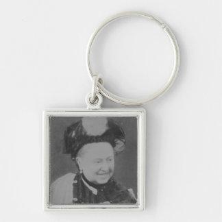 Ein Jubiläum-Porträt der Königin Victoria Schlüsselanhänger