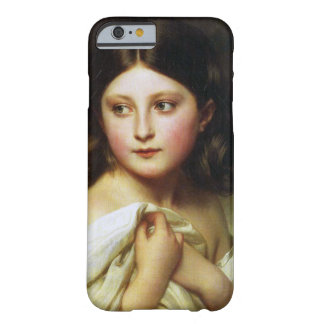 Ein junges Mädchen rief Prinzessin an Barely There iPhone 6 Hülle