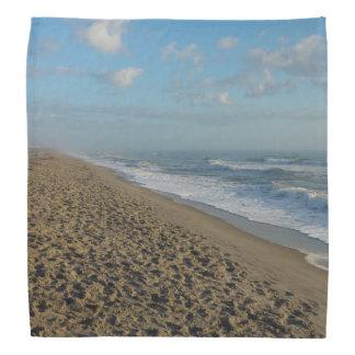 Ein Kakao-Strand-Morgen Kopftuch